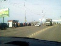 В Иркутске продолжается стихийная забастовка маршрутчиков